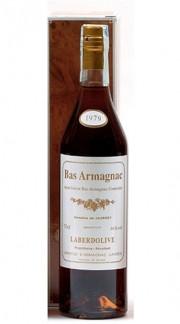 "Bas Armagnac ""Domaine Juarrey "" DOMAINE LABERDOLIVE 1979 70 Cl Astuccio"