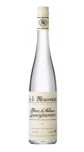 "Eau De Vie ""Marc d'Alsace Gewurztraminer"" - G.E. MASSENEZ 70 Cl Astuccio"