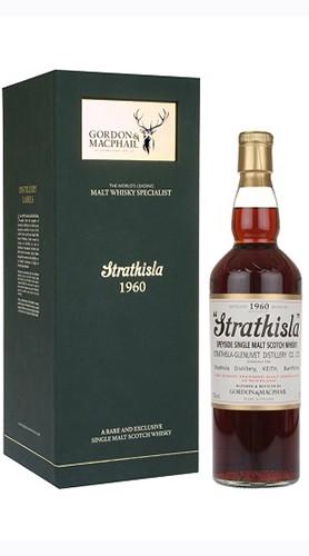 Strathisla Rare Vintage GORDON & MACPHAIL 1960 70 Cl Astuccio