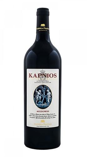 "Benevento Aglianico IGT ""Kapnios"" Masseria Frattasi 2012 75 Cl"