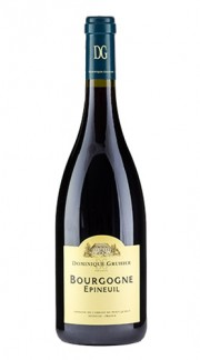 Bourgogne Epineuil Rouge DOMINIQUE GRUHIER 2015 75 Cl