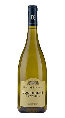 Bourgogne Tonnerre Blanc DOMINIQUE GRUHIER 2015 75 Cl