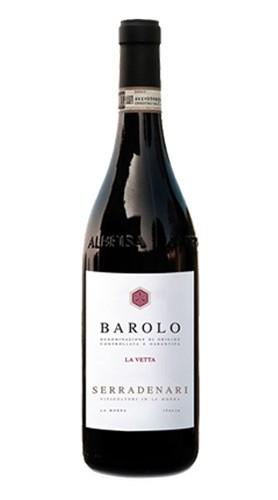 """Barolo DOCG """"La Vetta """" SERRADENARI & GIULIA NEGRI 2013 75 Cl"""