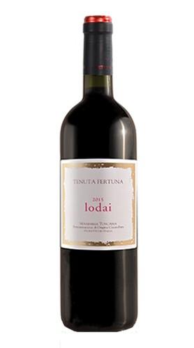 "Maremma Toscana Rosso IGT ""Lodai"" TENUTA FERTUNA 2009 Mezza"