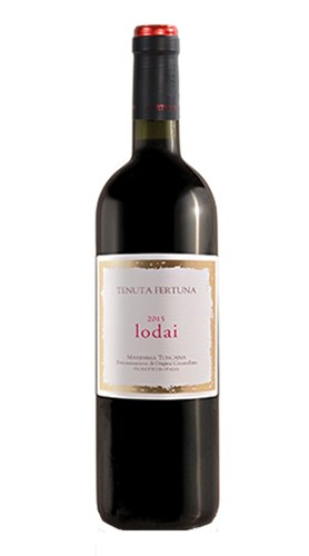 "Maremma Toscana Rosso IGT ""Lodai"" TENUTA FERTUNA 2011 75 Cl"