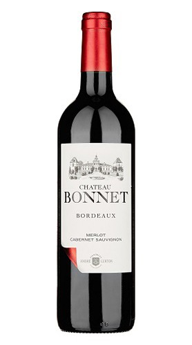 Chateau Bonnet Rouge Barrique Bordeaux ANDRE LURTON 2014 75 Cl