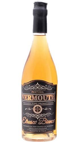 Vermouth Etrusco Bianco TENUTA FERTUNA 75 Cl