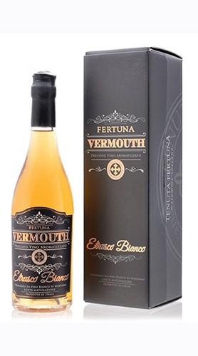 Vermouth Etrusco Bianco TENUTA FERTUNA 75 Cl Astucciata