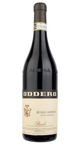 Barolo Riserva 'Bussia Soprana Vigna Mondoca' Oddero 2012 75 Cl