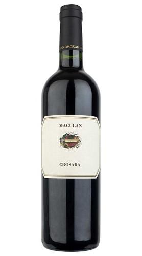 "Veneto IGT Merlot ""Crosara"" Maculan 2013 Magnum Box di Legno"