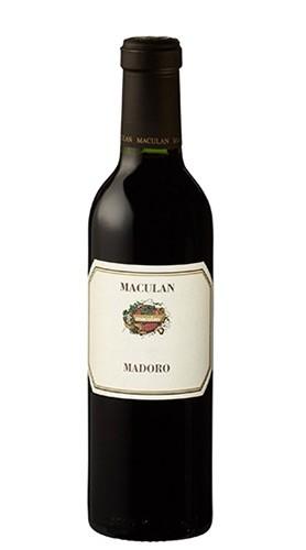 """Passito Rosso del Veneto IGT """"Madoro"""" Maculan 2013 Mezza"""