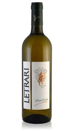 Trentino Pinot Grigio DOC Letrari 2017 75 Cl