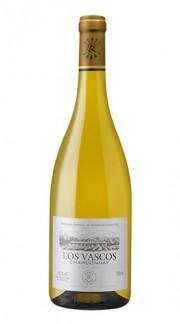 Los Vascos Chardonnay LOS VASCOS 2017 75 Cl