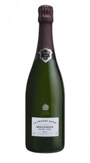 """Champagne Brut Rosé """"La Grande Année"""" Bollinger 2007 Jeroboam Box di Legno"""