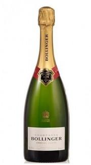 "Champagne Brut ""Special Cuvée"" Bollinger Mathusalem Box di Legno"