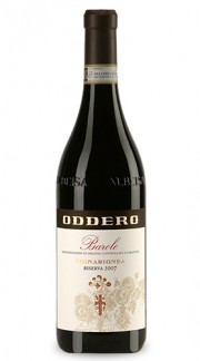 Barolo DOCG Vignarionda 2007 Riserva 10 anni - Oddero - magnum 1,5L