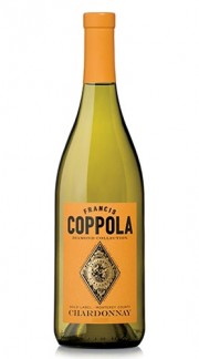 """Monterey County Chardonnay """"Diamond Collection Gold Label"""" FRANCIS FORD COPPOLA WINERY 2016 - 75 Cl"""