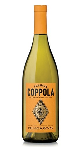 "Monterey County Chardonnay ""Diamond Collection Gold Label"" FRANCIS FORD COPPOLA WINERY 2017 - 75 Cl"