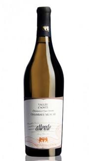 """Vallée d'Aoste Chambave Muscat DOC """"Attente"""" La Crotta di Vegneron 2009 - 75 Cl"""