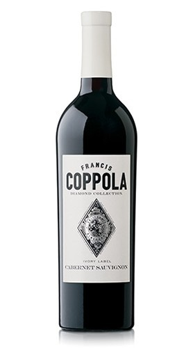 "California Cabernet Sauvignon ""Diamond Collection Ivory Label"" FRANCIS FORD COPPOLA WINERY 2016 - 75 Cl"