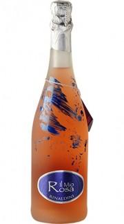 """Vino Spumante """"Il Mio Rosa"""" RINALDINI 75 Cl"""
