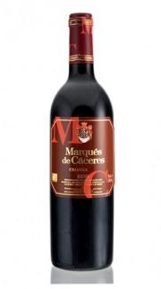 Rioja Tinto Crianza DOCa MARQUES DE CACERES 2014 - 75 Cl