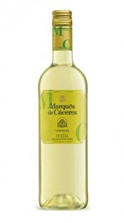Rueda Verdejo DO MARQUES DE CACERES 2017 - 75 Cl