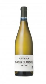 """Les Clos"" Chablis AOC Grand Cru CHANSON PERE & FILS 2014"