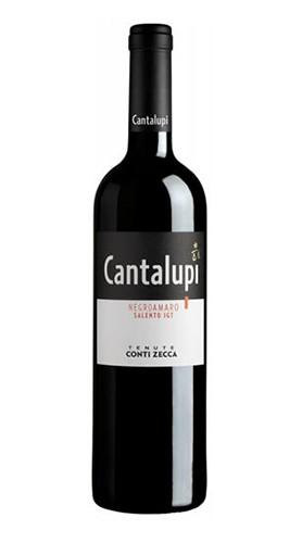 Cantalupi Negroamaro Conti Zecca 2016