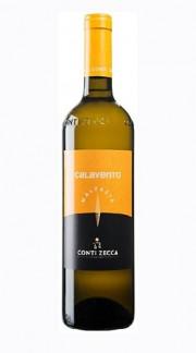 """Calavento"" Malvasia Bianca Leverano DOP Conti Zecca 2017"