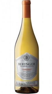 "California Chardonnay ""Founders' Estate"" BERINGER 2016"