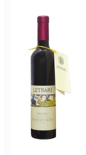 'Moscato Rosa' Letrari 2013 - 0.5L