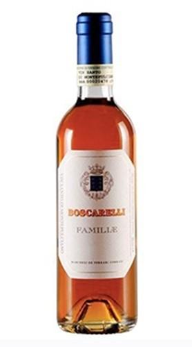 """""""Familiae"""" Vin Santo di Montepulciano DOC Boscarelli 37.5 cl"""