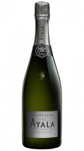 """""""Brut Nature"""" Champagne AOC Ayala"""