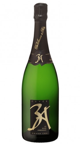"""""""Cuvée 3A"""" Champagne AOC De Sousa"""