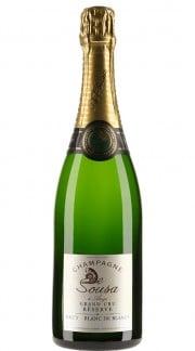 Champagne Brut Réserve Blanc de Blancs Grand Cru De Sousa