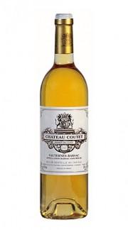 """""""Sauternes - Barsac """" Château Coutet 1998"""