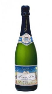 """Entre Ciel et Terre"" Champagne AOC Brut Francoise Bedel"