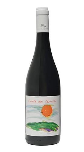 """""""Colle dei Grillai"""" Castel del Monte DOC Cantine Carpentiere 2015"""
