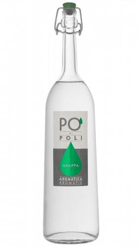 """Grappa """"PO' di Poli aromatica"""" Jacopo Poli 70 cl"""