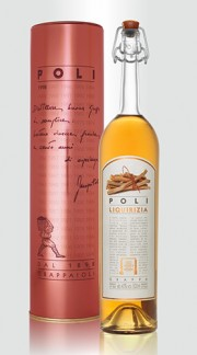 "Grappa ""Poli Liquirizia"" Poli Jacopo IN TUBO 50 cl"