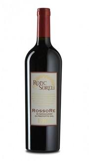 """""""Rosso Re"""" Friuli Colli Orientali Rosso DOC RONCSORELI 2008"""