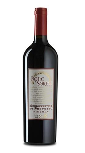 Friuli Colli Orientali Schioppettino di Prepotto Riserva DOC RONCSORELI 2008