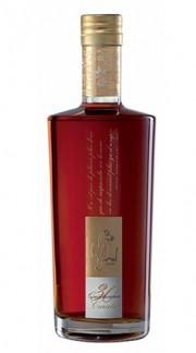 "Cognac ""Quintessence "" 30 Carats Gourmel Leopold 70 Cl con Confezione"