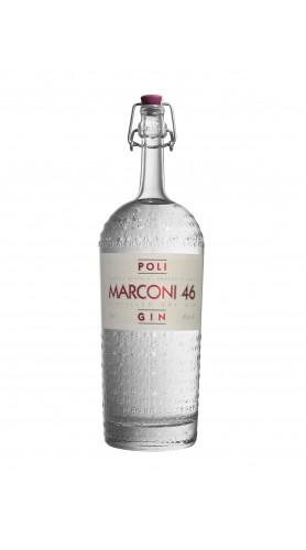 "Gin ""Marconi 46"" Jacopo Poli 70 cl"