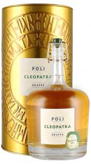 """Grappa """"Cleopatra Prosecco Oro"""" Jacopo Poli Astucciata 70 cl"""