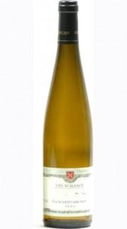 Gewurztraminer Vendemmia Tardiva Alsace AOC GRUSS 2015