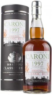 Finest Trinidad Rum Caroni - Trinidad & Tobago Bristol Spirits 1997 70 Cl Astuccio a Tubo