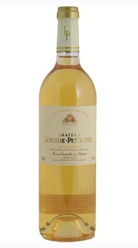 """""""Sauternes 1er Cru"""" Sauternes AOC Chateau Clos Haut-Peyraguey 1998"""