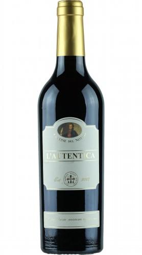 """""""L'Autentica"""" Basilicata IGT Cantine del Notaio 2015 0,50 L"""
